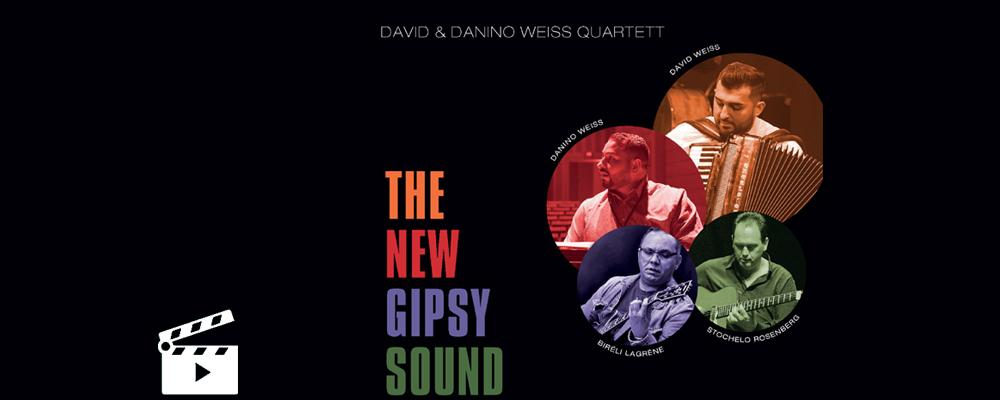 Das slideshow-Fenster anzeigen ...  Django Reinhardt Festival 2019 :: David & Danino Weiss :: Gipsy Swing der Extraklasse